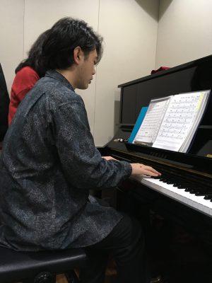 東京ジャズピアノ教室