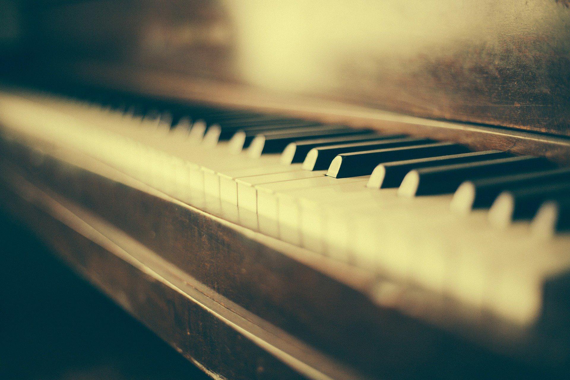 ピアノ復活